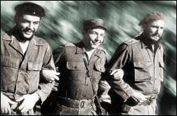 Che, Raul and Fidel