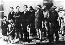 Students are executed in 1871