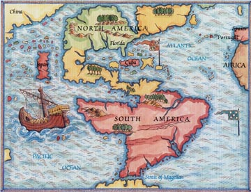 The World of 1546